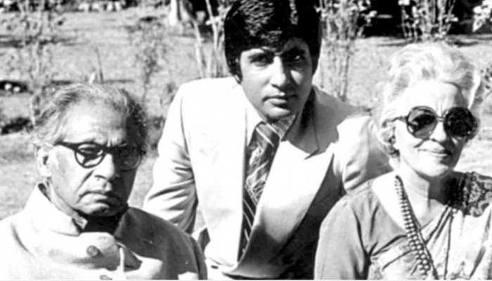 अमिताभ बच्चन ने खोला यादों का पिटारा, शेयर किया पिता के साथ वाला इमोशनल VIDEO