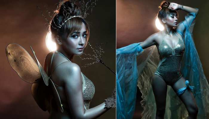 Uttaran fame star Tina Datta shoots for a special photoshoot and you cant miss these photo