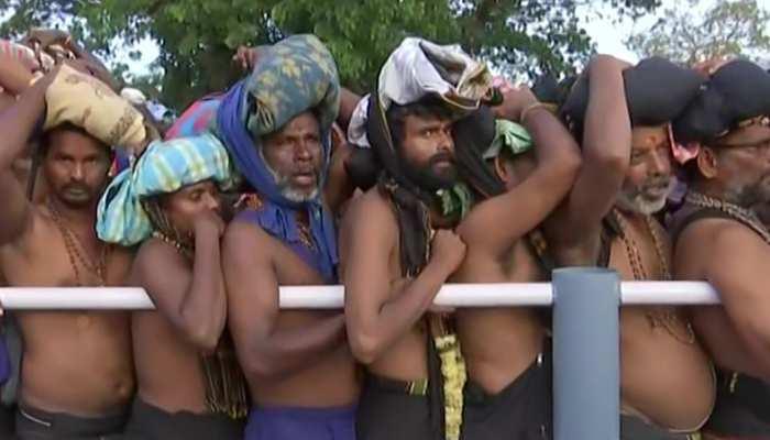 सबरीमालाः आज से नौ सदस्यों की संविधानिक पीठ करेगी सुनवाई