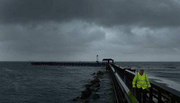 अमेरिका में तूफान से 11 की मौत, 1,200 से ज्यादा फ्लाइटें रद्द