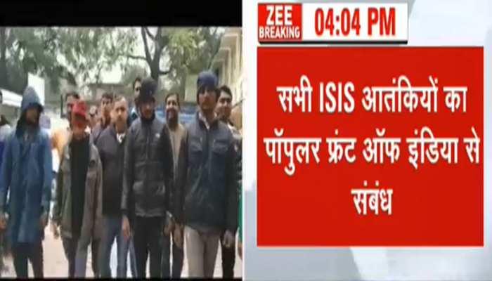 ISIS के गिरफ्तार आतंकियों के बारे में सनसनीखेज खुलासा, हिंदू नेताओं की करना चाहते थे हत्या