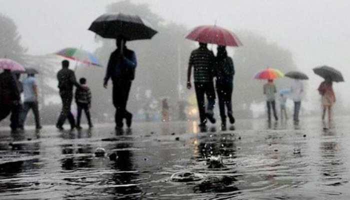 जोधपुर में मौसम ने ली फिर करवट, बारिश ने बढ़ाई ठंड