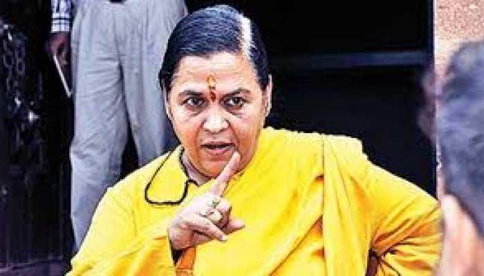 नफरत का जो ज़हर जिन्ना ने फैलाया था, वो ही काम राहुल और प्रियंका गांधी कर रहे हैं: उमा भारती