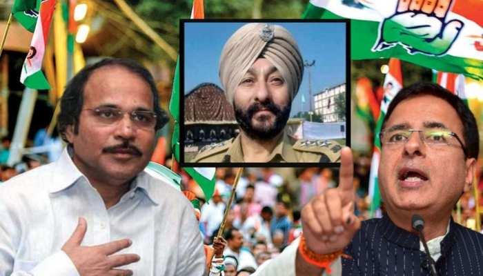 देशद्रोह के संगीन मामले पर भी धर्म की राजनीति करने से बाज नहीं आ रहे हैं कांग्रेसी