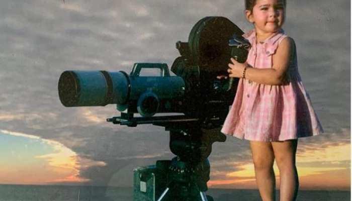 सारा की तीन साल की तस्वीर हो रही सोशल मीडिया पर वायरल