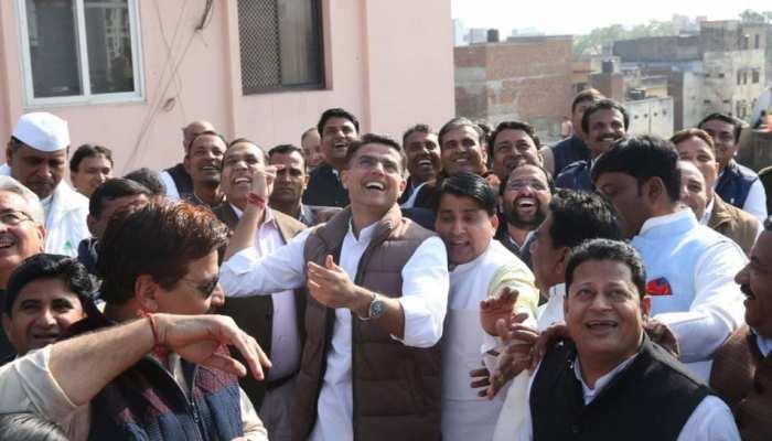 जयपुर: पतंगबाजी के बहाने सचिन पायलट ने किया BJP पर तंज, कहा कुछ ऐसा...