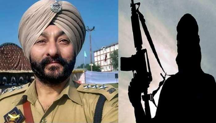 जम्मू कश्मीर: डीएसपी देविंदर सिंह के 'हिजबुल कनेक्शन' की जांच करेगी NIA