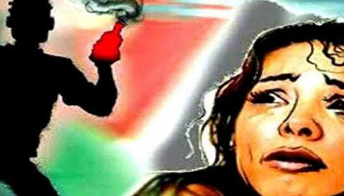 UP: हापुड़ में नाबालिग लड़की पर फेंका तेजाब, आरोपी फरार, मामला दर्ज