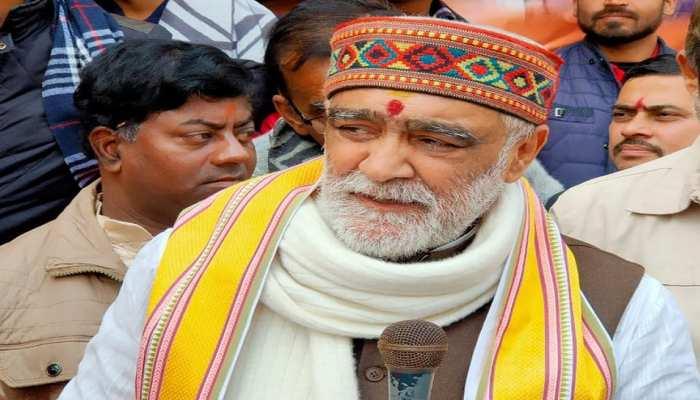बक्सर: अश्विनी चौबे का कांग्रेस पर बड़ा हमला, सोनिया-राहुल को लेकर कहा कुछ ऐसा..