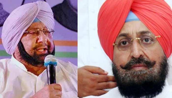 पंजाब कांग्रेस में अंतर्कलह, CM अमरिंदर सिंह और प्रताप बाजवा के बीच ठनी