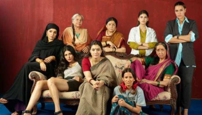 एक ही फिल्म में 9 हिरोइनें, फिल्म 'देवी' का फर्स्टलुक आउट