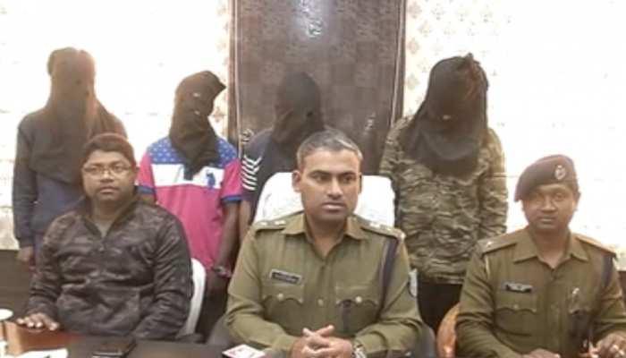 झारखंड: नाबालिग लड़कियों के साथ छेड़छाड़ मामले में 4 गिरफ्तार, POCSO के तहत केस दर्ज