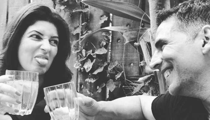 Akshay Kumar and Twinkle Khanna wedding anniversary PHOTOS