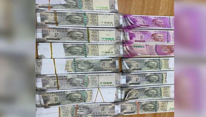 नागपुर: DRI ने पकड़ा गया उम्दा क्वालिटी की छपाई वाले नकली नोटों का ज़खीरा