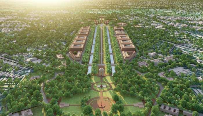 पुराने संसद भवन के सामने ही बनाई जाएगी नई संसद, बदल जाएगी राजपथ की तस्वीर