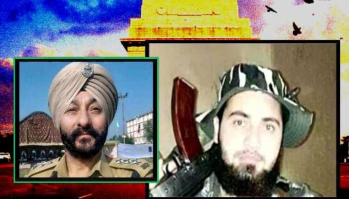 बड़ा खुलासा: दिल्ली में हमले की साजिश रच रहा था DSP के साथ गिरफ्तार हुआ आतंकी नवीद