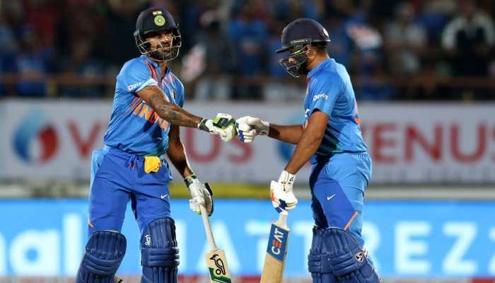IND vs AUS: रोहित-धवन की फिटनेस पर सस्पेंस, BCCI ने दिया यह बयान