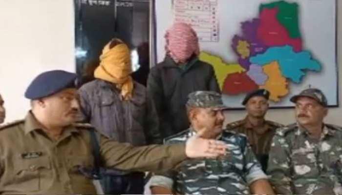 झारखंड: 1.5 करोड़ के लूट मामले में दो अरेस्ट, 7 की गिरफ्तारी के लिए छापेमारी जारी
