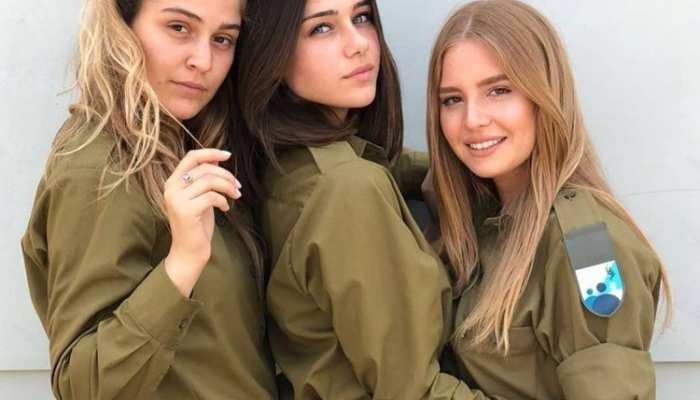 israel army hot women photos