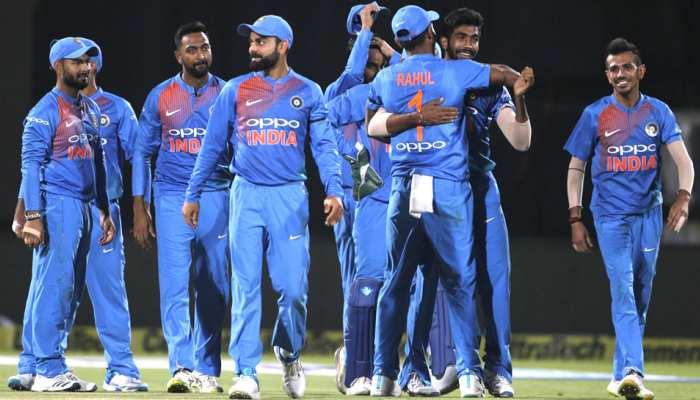 INDvsAUS: ऑस्ट्रेलिया के खिलाफ काली पट्टी बांधकर उतरी टीम इंडिया, जानें क्यों...