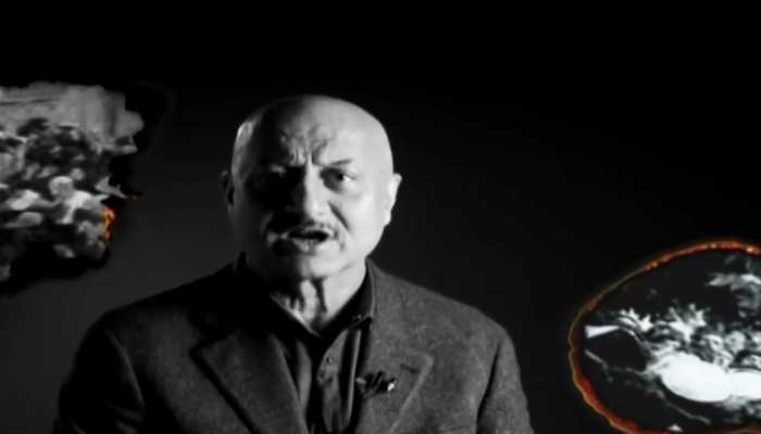 VIDEO: अनुपम खेर ने बयां की कश्मीरी पंडितों की दास्तान, आपबीती सुनकर कांप जाएगी रूह