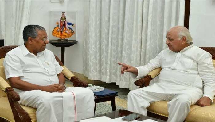 केरल की वामपंथी सरकार नहीं करती राज्यपाल का सम्मान