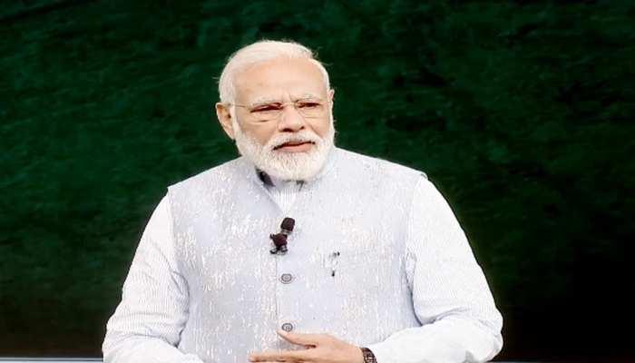 परीक्षा पर चर्चा: तलबा से बोले PM मोदी, 'भारत का बच्चा सुपर पॉलिटिशियन होता है'