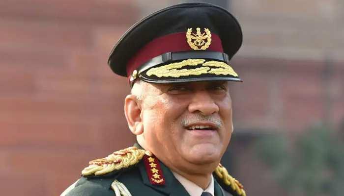 पाकिस्तान पर बोले CDS बिपिन रावत, किस भी हालत से निपटने को तैयार हैं तीनों अफवाज