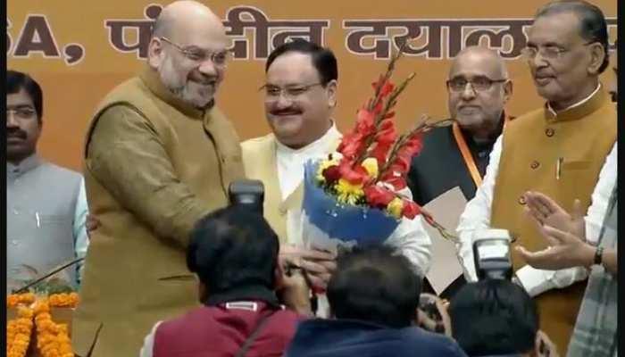 रिकॉर्ड बताता है कि BJP अध्यक्ष पद के लिए सबसे योग्य हैं जेपी नड्डा