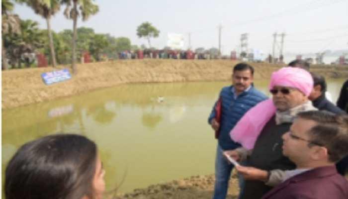 बिहार: नीतीश सरकार का बड़ा फैसला, 33 हजार से अधिक तालाबों का होगा जीर्णोद्धार