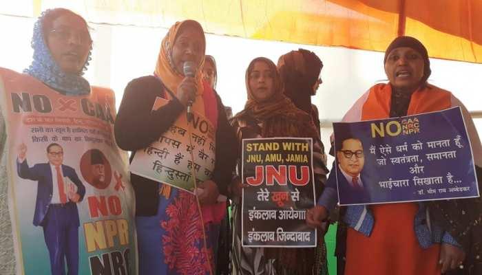रांची का कडरू बना शाहीन बाग, CAA-NRC के विरोध में धरने पर बैठी महिलाएं