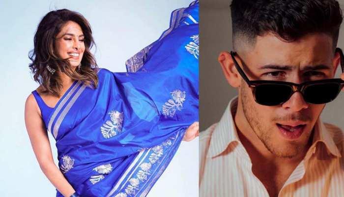 Nick Jonas Comment on Priyanka chopra photo