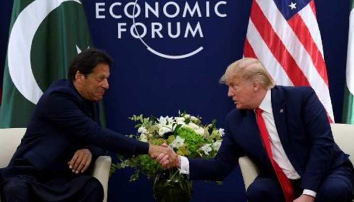जब इमरान खान के सामने ही डोनाल्ड ट्रंप ने कहा, 'पाकिस्तान नहीं जाऊंगा'