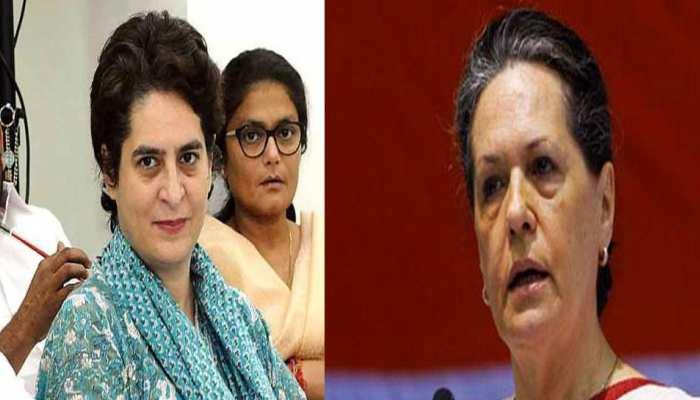यूपी में BJP को पटखनी देने के लिए प्रियंका और सोनिया गांधी की जोड़ी बना रही है ये रणनीति