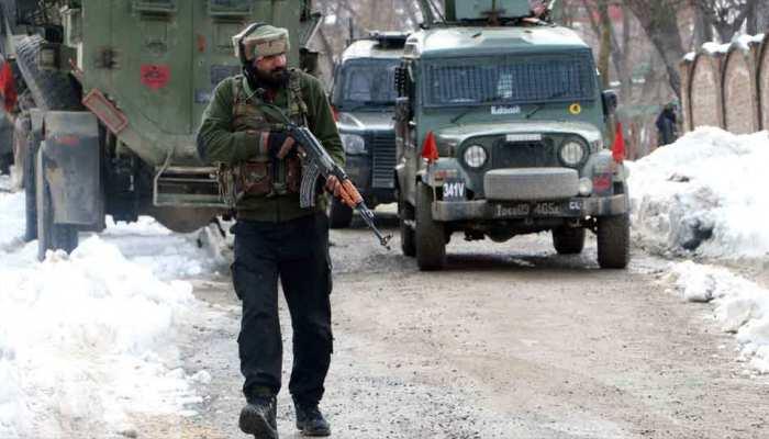 जम्मू कश्मीर: अवंतीपोरा में फिर एनकाउंटर शुरू, सुरक्षाबलों ने 2 आतंकियों को घेरा