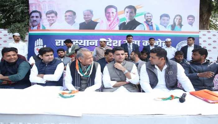 राजस्थान कांग्रेस में फिर दिखी जुबानी जंग, चांदना ने कसा तंज तो सचिन पायलट ने कहा...