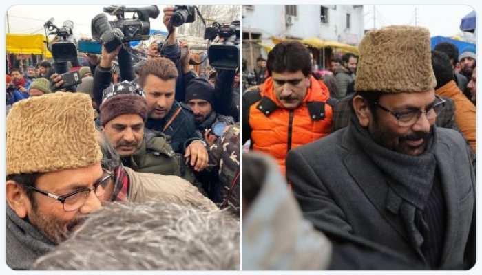 कश्मीर के लाल चौक पर मोदी के मंत्री! लोगों ने खुले दिल से किया स्वागत