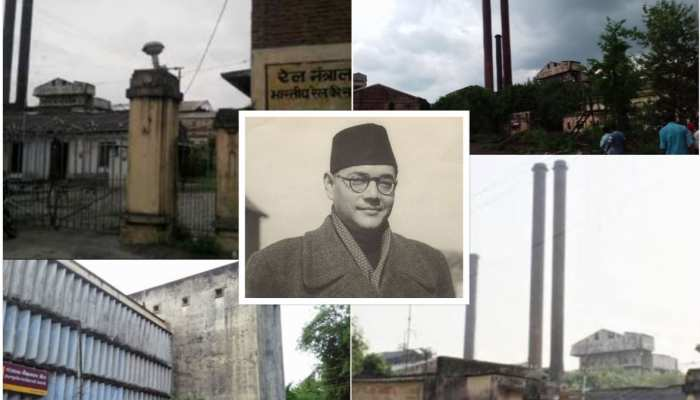 जयंती विशेष: जिस कारखाने का नेताजी ने किया था उद्घाटन, कांग्रेस ने किया बर्बाद, मोदी सरकार कर रही है आबाद