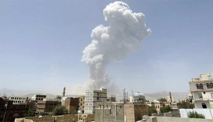 यमन में फिर मिसाइल से हमला, 3 दिन के अंदर अब तक 102 लोगों की मौत