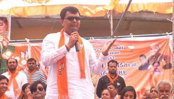 गुजरात: BJP विधायक केतन इनामदार ने दिया इस्तीफा, फिर अपने बयान से पार्टी को चौंकाया