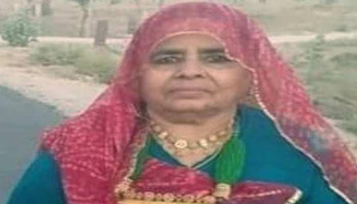 बाड़मेर: मना करने के बाद भी ग्रामीणों ने भीखीदेवी को 5वीं बार चुना सरपंच, जानें क्यों...