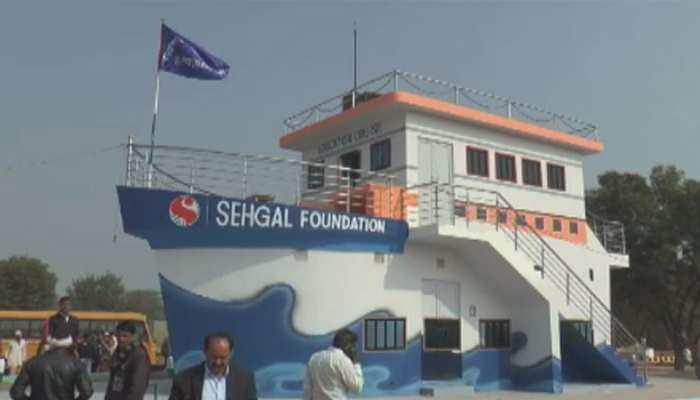 अलवर: समुद्री जहाज में बैठकर बच्चे करेंगे पढ़ाई, शिक्षा विभाग ने किया कुछ ऐसा...