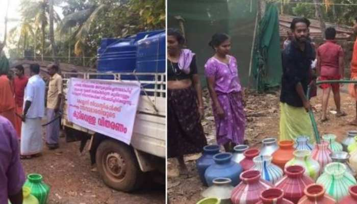 नागरिकता कानूनः क्या केरल में CAA समर्थकों को पानी नहीं दिया जा रहा