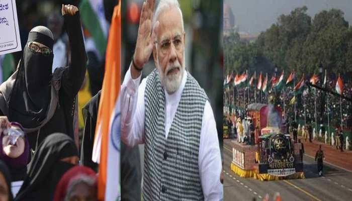गणतंत्र दिवस पर CAA प्रदर्शनों का साया, पीएम मोदी को भेजे जा रहे धमकी भरे गुमनाम पत्र