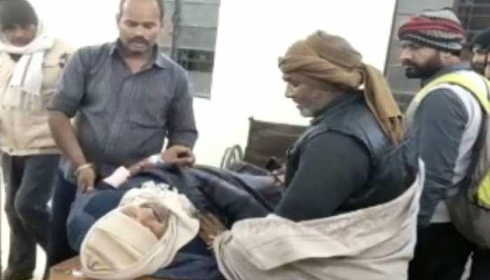 समस्तीपुर: अपराधियों ने मारी पुलिस को गोली, मृत समझकर हुए मौके से फरार