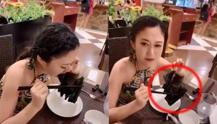 लड़की ने पिया चमगादड़ का सूप, इसकी वजह से दुनिया में फैल गया जानलेवा कोरोना वायरस!