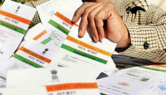 आधार से जोड़ा जाएगा वोटर कार्ड, कानून बनाने की तैयारी में सरकार