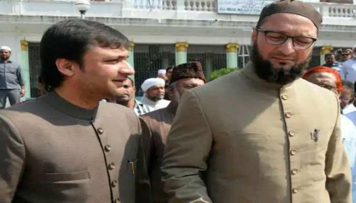 'Owaisi बंधुओं के बाप-दादाओं ने अपनी लैला के लिए Taj Mahal बनवाया'