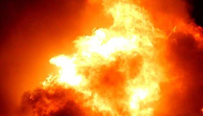 न्यूयॉर्क: संग्रहालय की 85000 कलाकृतियों को आग से खतरा