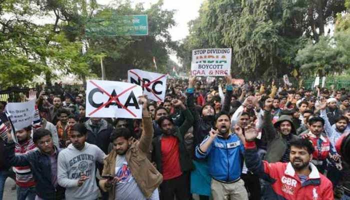 यूरोपीय यूनियन की पार्लियामेंट में CAA को लेकर तजवीज़ पेश, भारत ने बताया अंदरूनी मामला